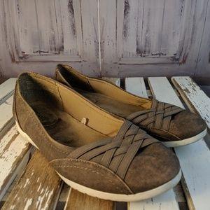 Baretraps womens shoes flats comfort mules loafers